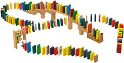 Toddler Haba Go-Go Dominoes Play Set