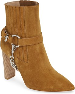 PAIGE London In Suede Bootie at Nordstrom Rack