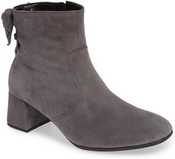 Bow Back Bootie