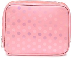 Under One Sky Pink Iridescent Square Beauty Case at Nordstrom Rack