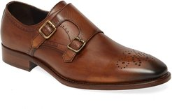 Cormac Double Monk Strap Shoe