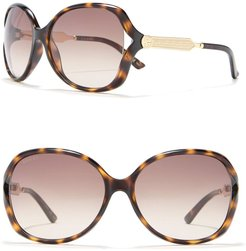 GUCCI 60mm Square Sunglasses at Nordstrom Rack