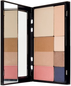 Small Makeup Wardrobing Refillable Magnetic Page Color