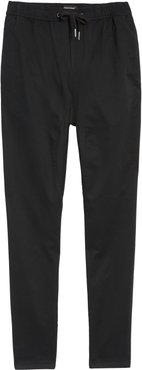Salerno Slim Fit Stretch Woven Jogger Pants