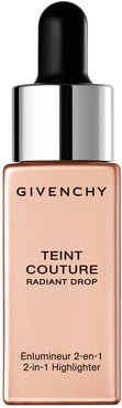 Teint Couture Radiant Drop 2-In-1 Highlighter - 2 Bronze