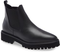 Susana Genuine Shearling Lined Chelsea Boot
