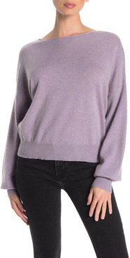 360 Cashmere Zoelle Cashmere Pullover at Nordstrom Rack