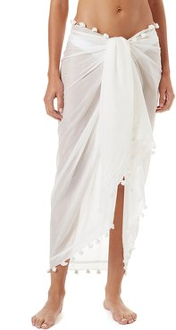 Tassel Cover-Up Pareo