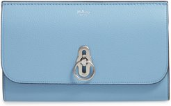 Amberley Leather Wallet - Blue