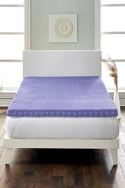 """Rio Home Loftworks 4"""" Supreme Memory Foam Mattress Topper with Medium Firm Support - King at Nordstrom Rack"""