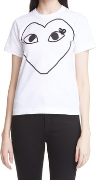 Play Heart Graphic Tee