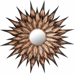 TOV Furniture Sunflower Antique Wall Mirror at Nordstrom Rack