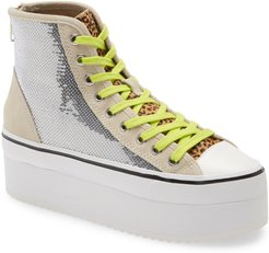 Stories Platform High Top Sneaker