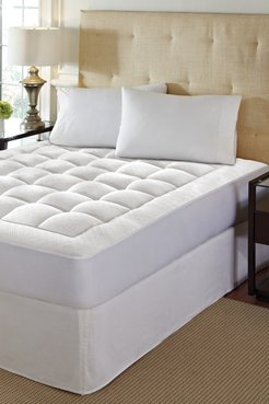 """Rio Home Pure Rest 1.5"""" Memory Foam Queen Mattress Pad at Nordstrom Rack"""
