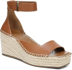 Camera Espadrille Wedge Sandal