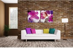 """Chic Home Bedding Orchid 2-Piece Wall Art - 27.5""""x55"""" at Nordstrom Rack"""