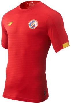 Costa Rica Home SS Jersey