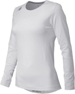 NB Long Sleeve Compression Top
