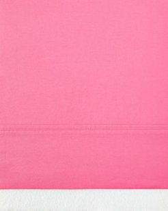 Twin 464 Thread Count Percale Flat Sheet