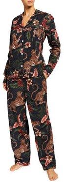 Soleia Cotton Long Pajama Set