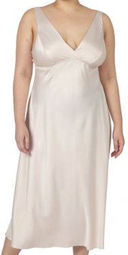 Plus Size Positivity Nightgown
