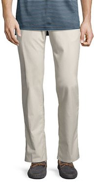 Crown Soft-Touch Twill Pants