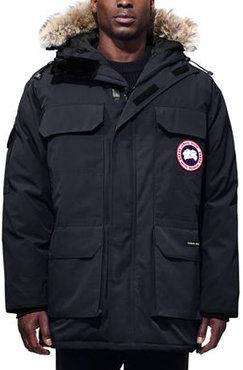 Expedition Hooded Parka Coat