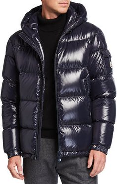 Ecrins Shiny Down Puffer Jacket