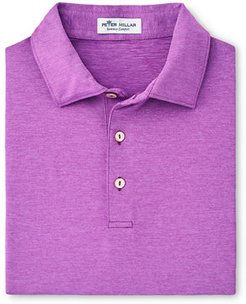 Solid Jersey Performance Polo Shirt