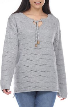 Tied And True Pullover