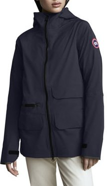 Pacifica Hooded Utility Jacket