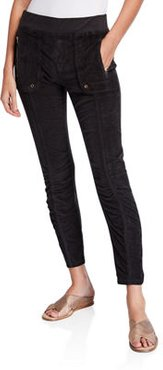 Grassroots Stretch Corduroy Leggings