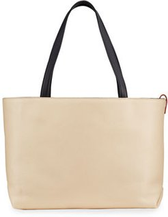 Neo Inside-Out Medium Butter Calf/Cashmere Cloud Tote Bag
