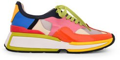 Marianne Colorblock Trainer Sneakers