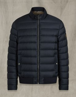 CIRCUIT QUILTED JACKET Blue US 40 /
