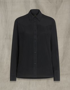 CASSIDY SHIRT Black US 6 /