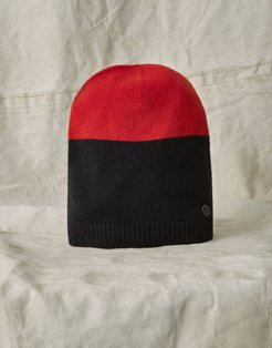Bi Coloured Hat Red