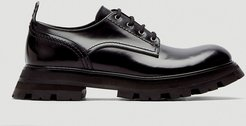 Leather Lace-Up Shoes   LN-CC female Black 100% Calf Leather. 100% Rubber.44030