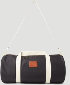 Face Shell Duffle Bag in Black | LN-CC male Black 100% Polyester. Lining: 100% Cotton45007