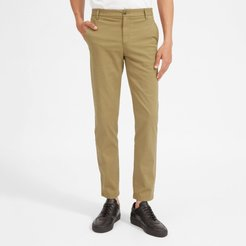 Midweight Slim Chino by Everlane in Ochre, Size 38x30