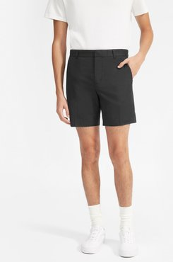 """Air Chino 7"""" Short by Everlane in Black, Size 34"""