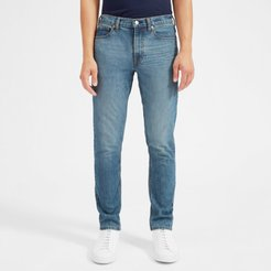 Slim Fit Jean by Everlane in Mid Blue, Size 35x32