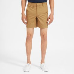 """Air Chino 7"""" Short by Everlane in Ochre, Size 38"""
