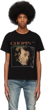 Black Chopin T-Shirt