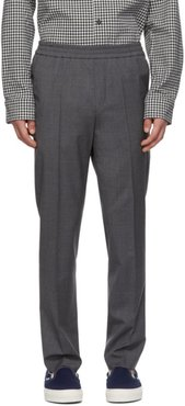 Grey Paolo Trousers