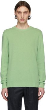 Green Emily Oberg Edition Wool Winston Sweater
