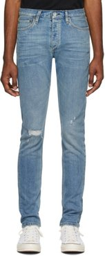 Blue Fit 1 Fire Island Jeans
