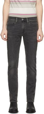 Grey 511 Slim Fit Flex Jeans