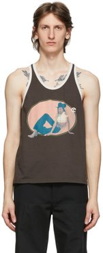 Black Country Music Tank Top
