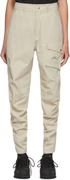 Off-White Curve Trousers